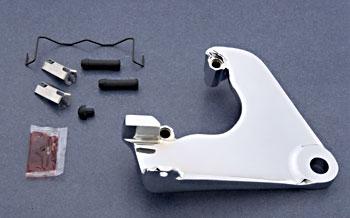V-Twin Manufacturing Rear Caliper Bracket