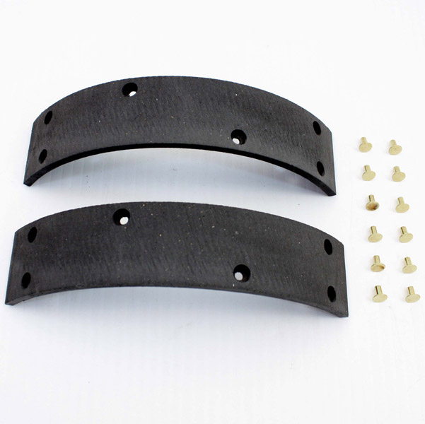 Mechanical Brake Shoe Linings