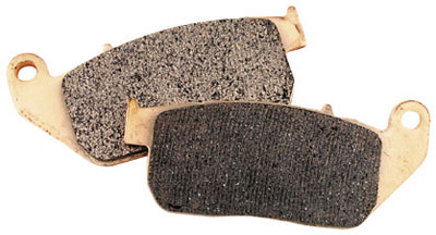 SBS DStreet Sintered Brake Pad