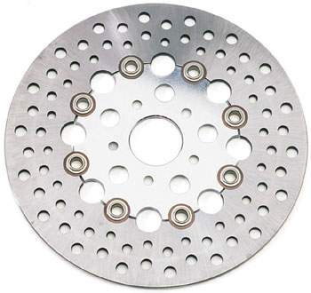 Russell Front True Floating Brake Rotor