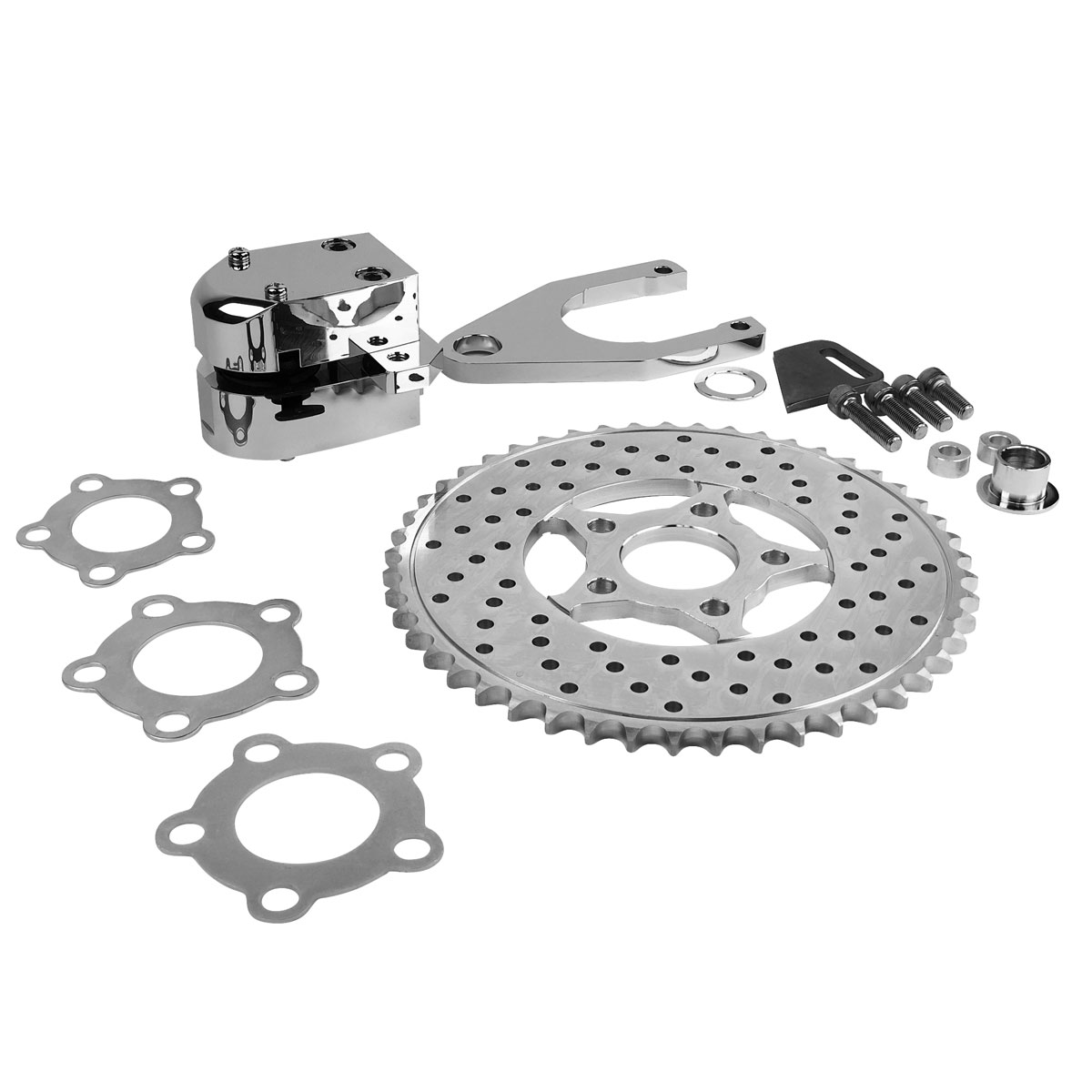 Edart Caliper and Rotor Kit