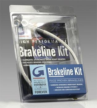 Goodridge USA High End Front Brake Line Kit