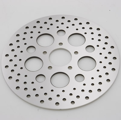 J&P Cycles® Stainless Steel Rear Disc Rotors