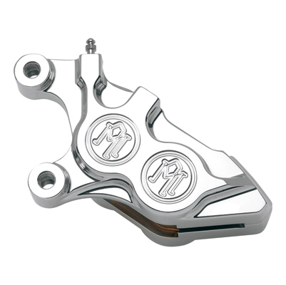 Performance Machine Classic 4 Piston Caliper