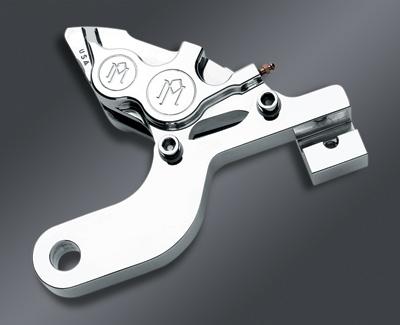 Performance Machine 4 Piston rear Caliper Kit for FL Contrast Cut