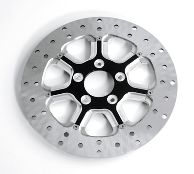 Roland Sands Design Diesel Two-Piece Brake Rotor 11.5″