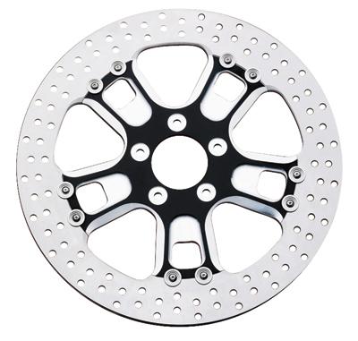 Roland Sands Design Judge Two-Piece Brake Rotor