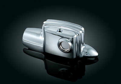 Kuryakyn Chrome Rear Master Cylinder Cover