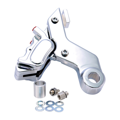 GMA by BDL Smooth M Style Rear Brake Calipers