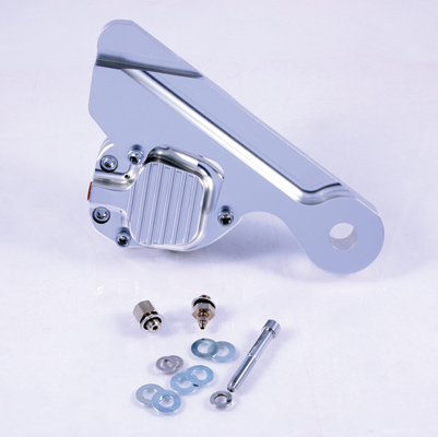 GMA 202ST Rear Brake Kit Classic Clear Anodized