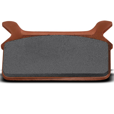 Hawk Performance Sintered Rear Brake Pads for Touring Models