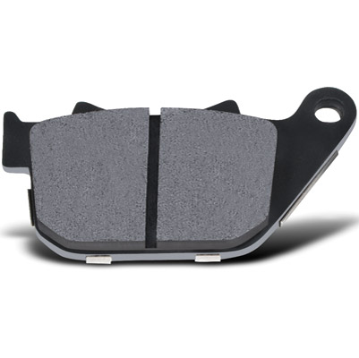Hawk Performance Organic Rear Brake Pads for Sportster
