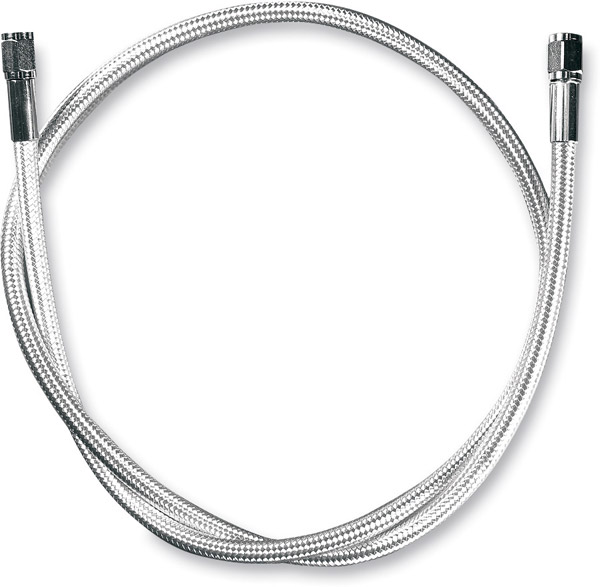 Magnum Black Pearl Upper Brake Line 19″ 3/8″/10mm, 90°