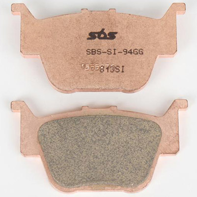 SBS Sintered Brake Pads