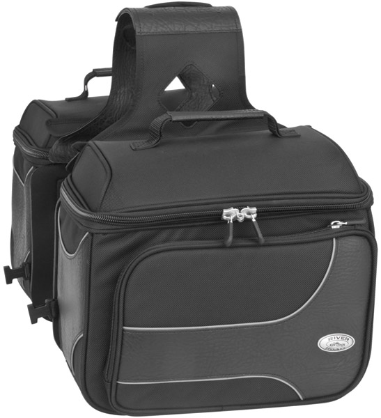River Road Spectrum Series Textile Saddlebags