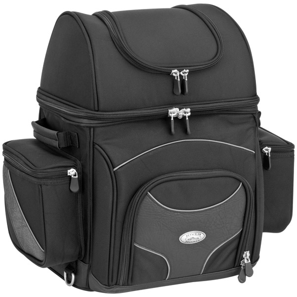 River Road Spectrum Series Textile Sissy Bar Bag