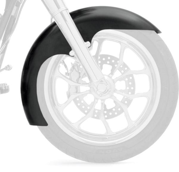 Klock Werks Level Tire Hugger Series Front Fender