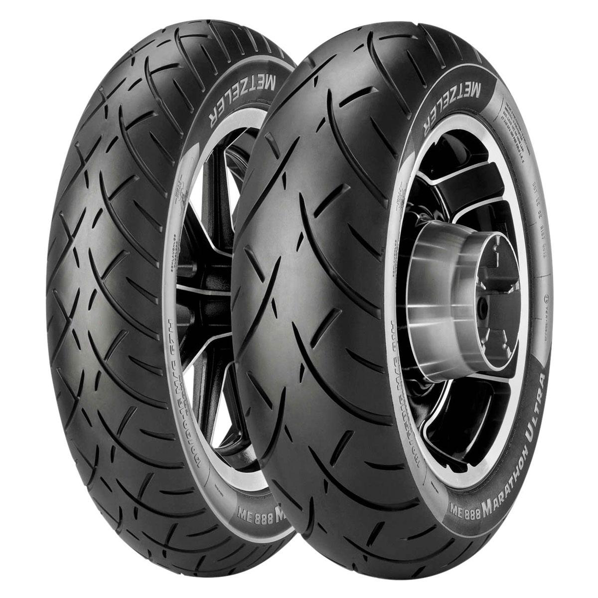 Metzeler ME888 Marathon Ultra 200/70B15 Rear Tire