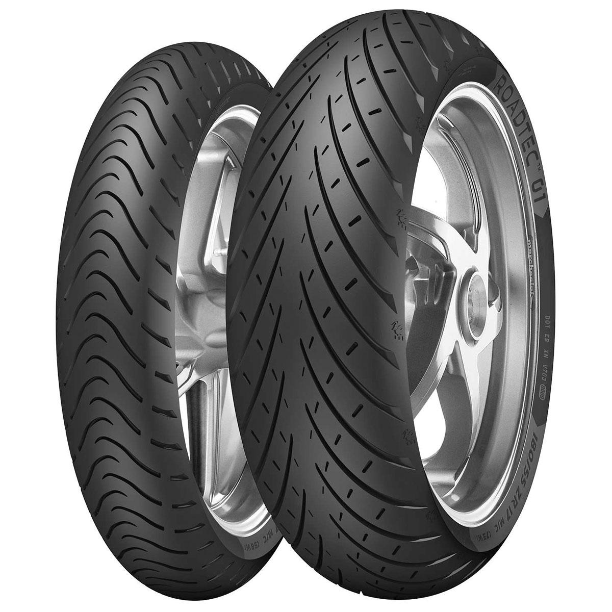 Metzeler Roadtec 01 4.00-18 Rear Tire