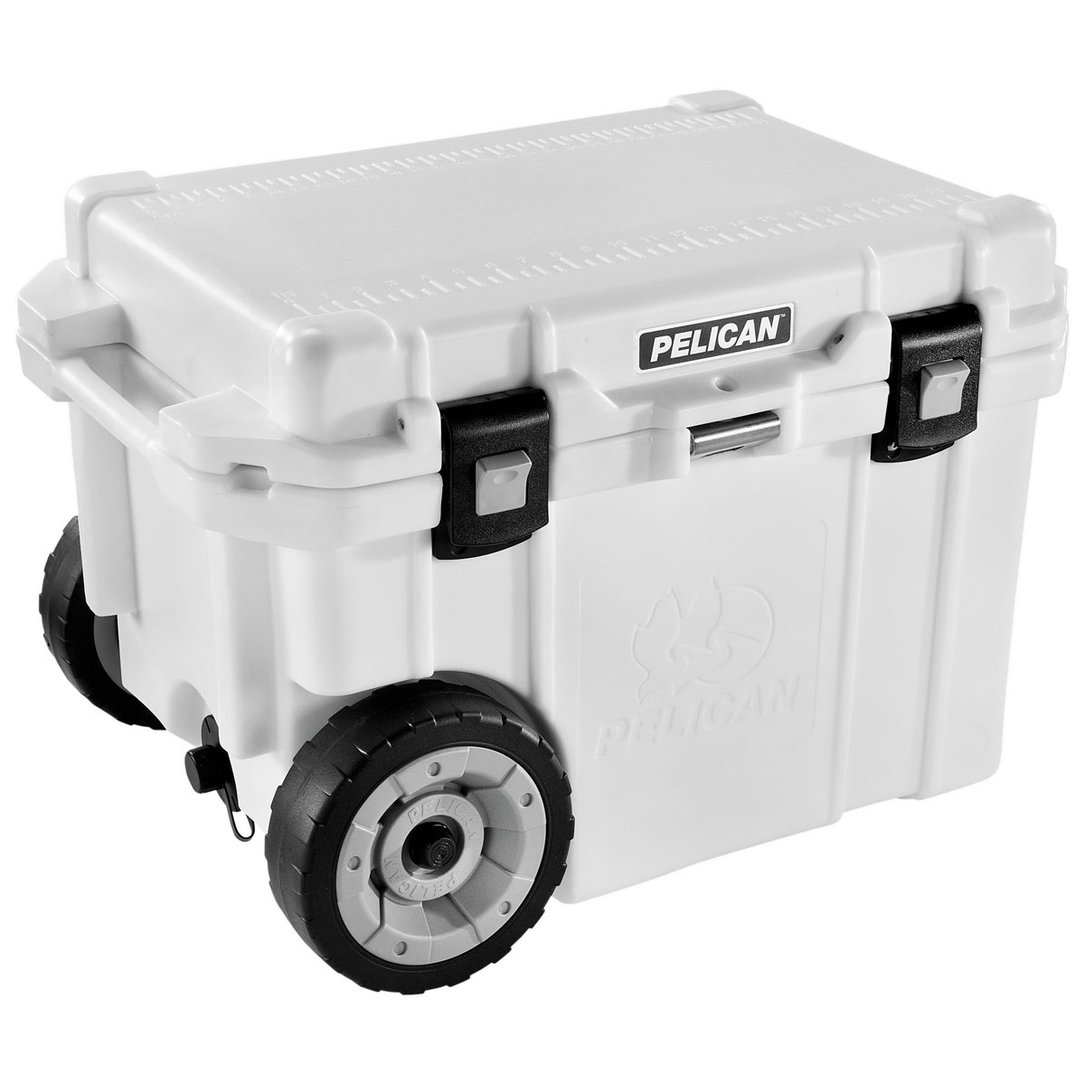 Pelican Products, Inc 45 Quart Wheeled Cooler White