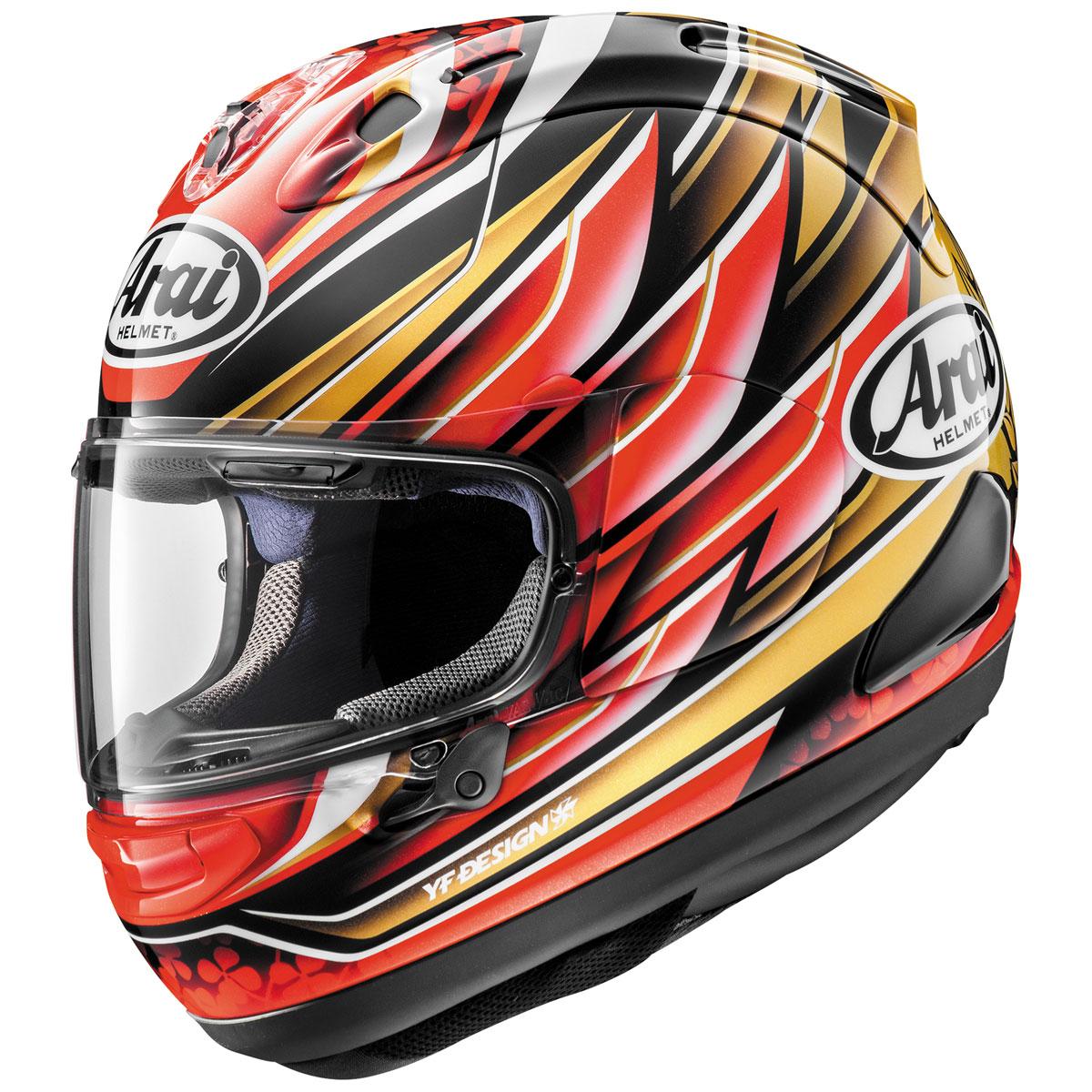 Arai Cosair-X Nakagami Full Face Helmet