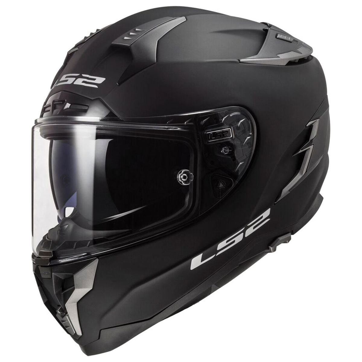 LS2 Challenger GT Matte Black Full Face Helmet