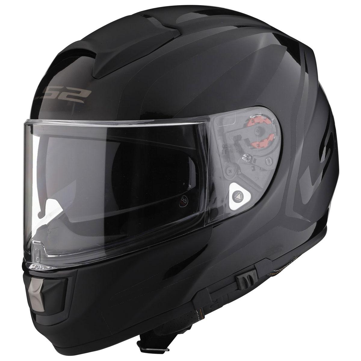 LS2 Citation Nocturn Full Face Helmet