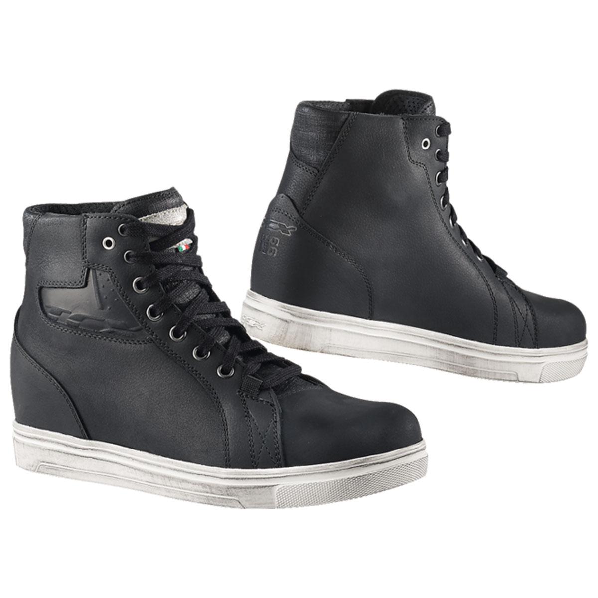 TCX Women's Street Ace Waterproof Black Shoes