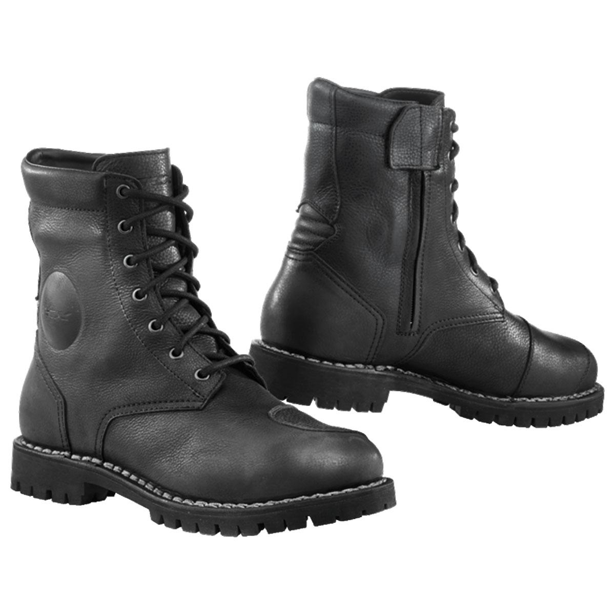 TCX Men's Hero Waterproof Black Boots