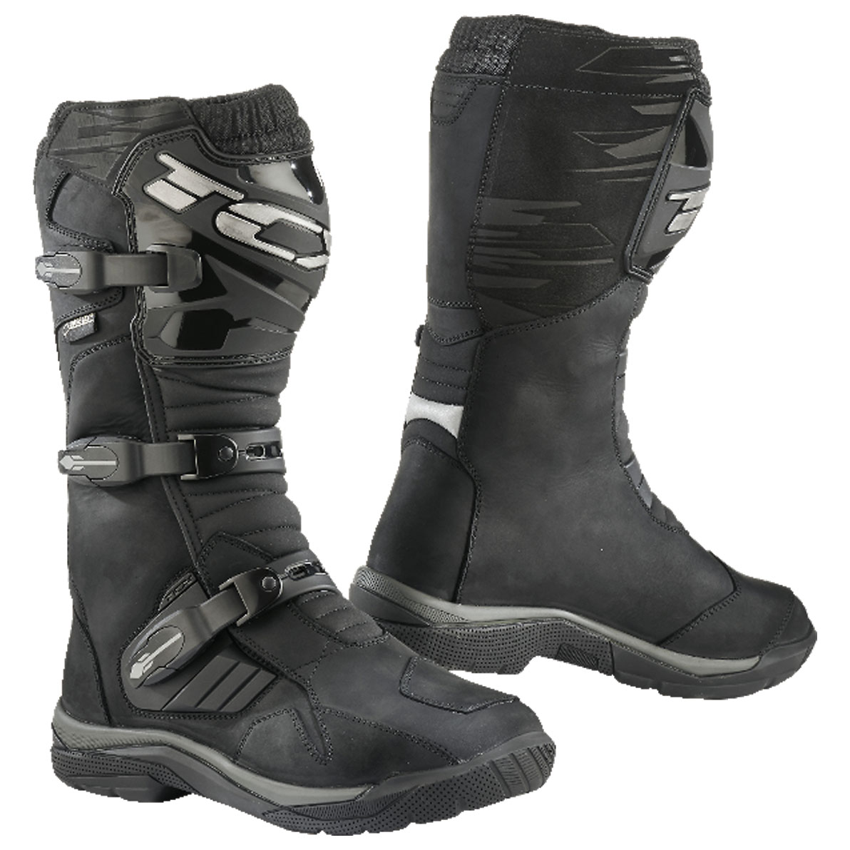TCX Men's Baja Gore-Tex Black Boots