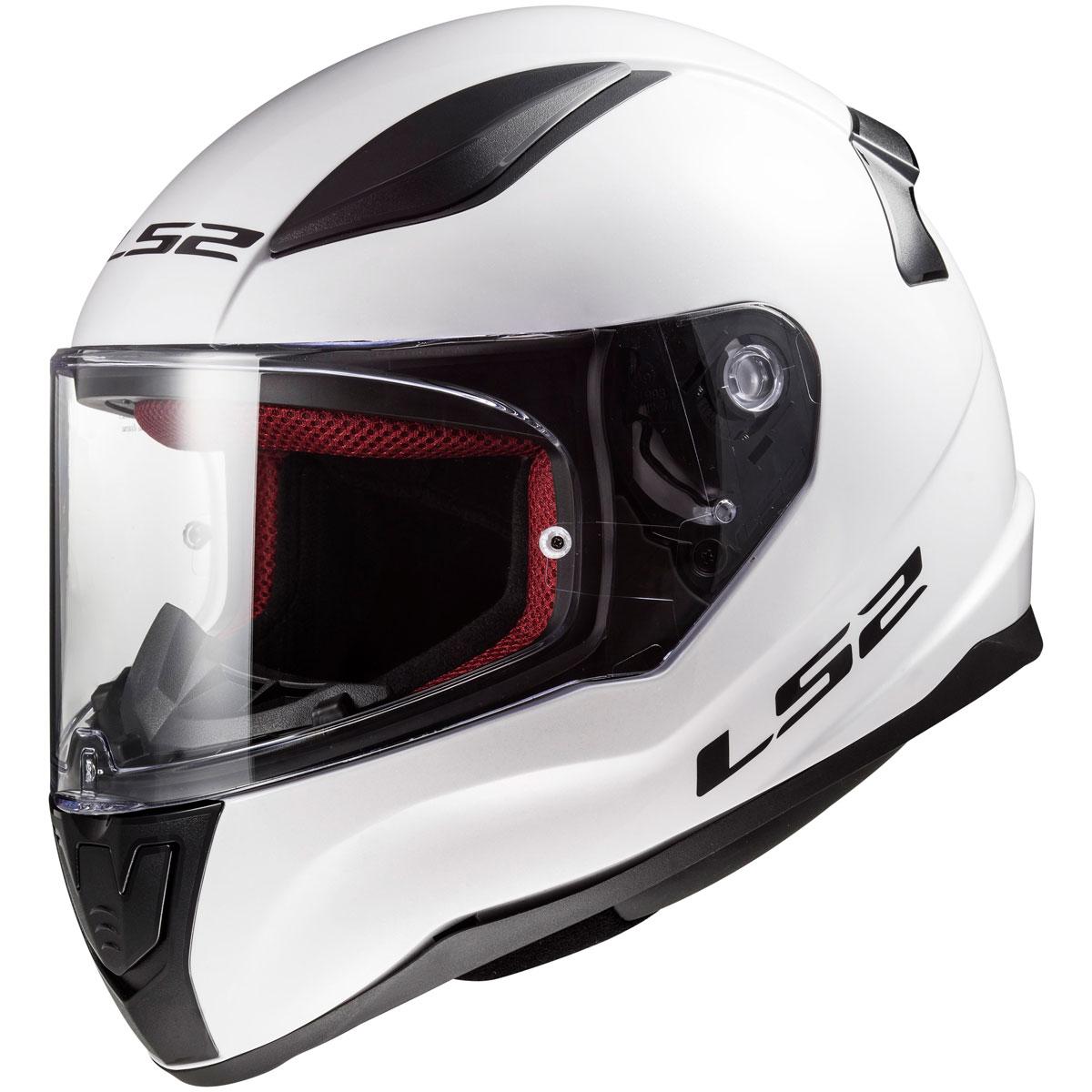 LS2 Rapid White Full Face Helmet