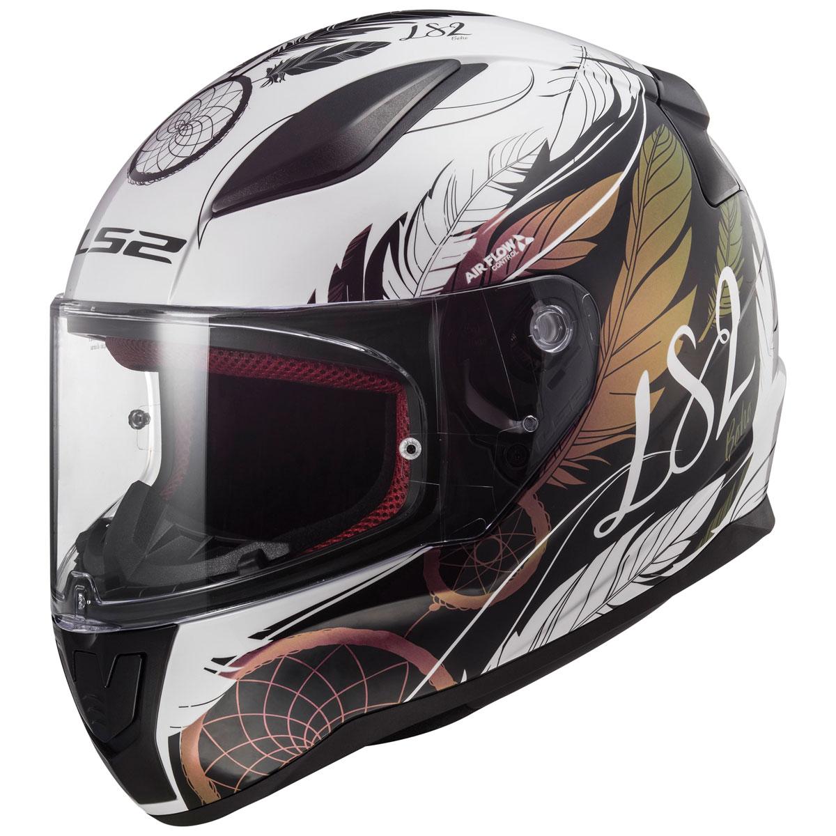 LS2 Rapid Dream Catcher Full Face Helmet