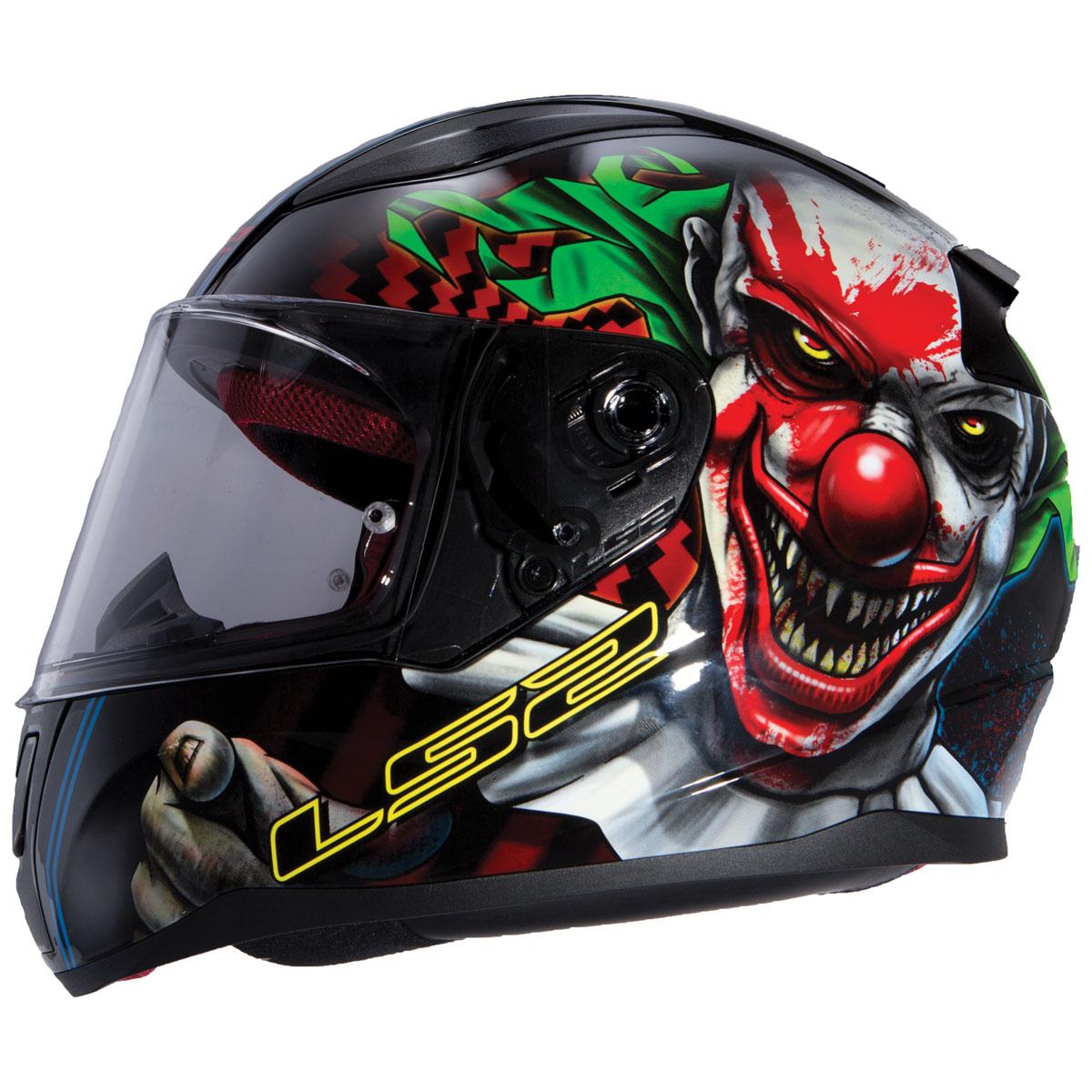 LS2 Rapid Happy Dreams Full Face Helmet
