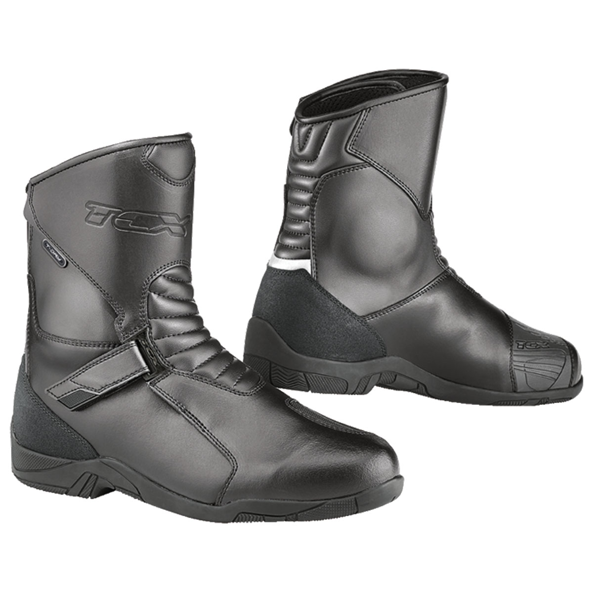 TCX Men's Hub Waterproof Black Boots