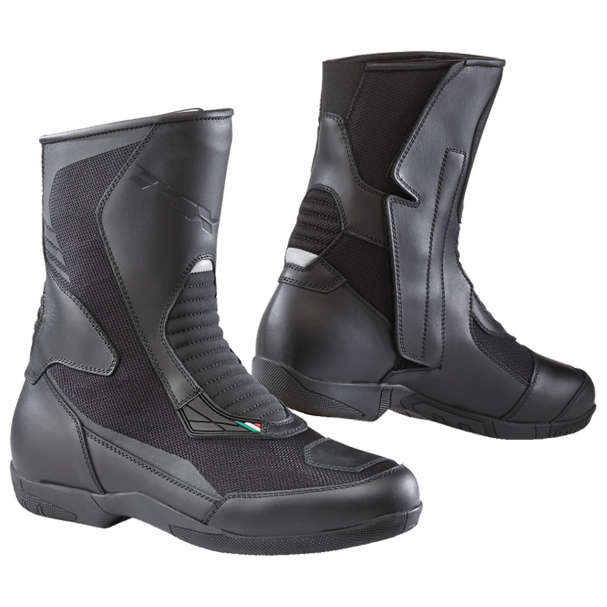 TCX Men's Zephyr Flow Black Boots