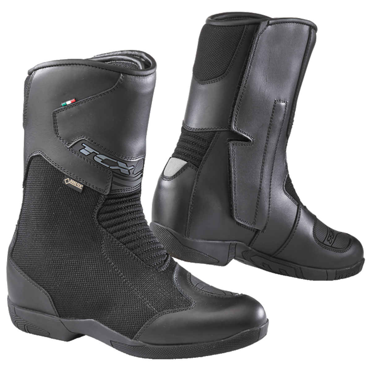 TCX Women's Tourer Gore-Tex Black Boots