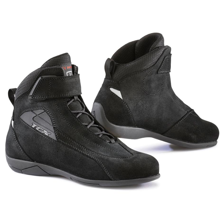 TCX Women's Sport Black Boots