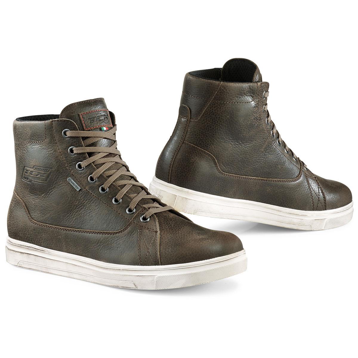 TCX Men's Mood Gore-Tex Vintage Brown Boots