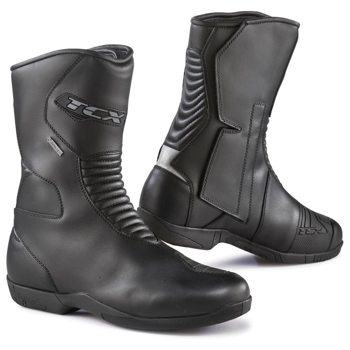 TCX Men's X-Five.4 Gore-Tex Black Boots