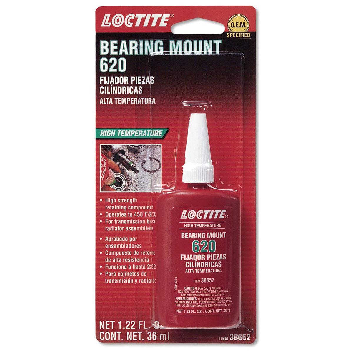 Loctite Bearing Mount 620