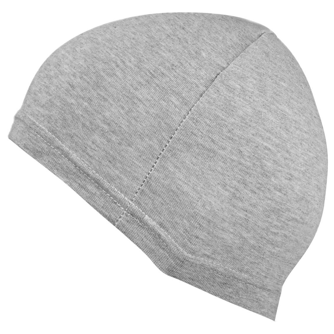 Schampa Light Gray Stretch Skull Cap