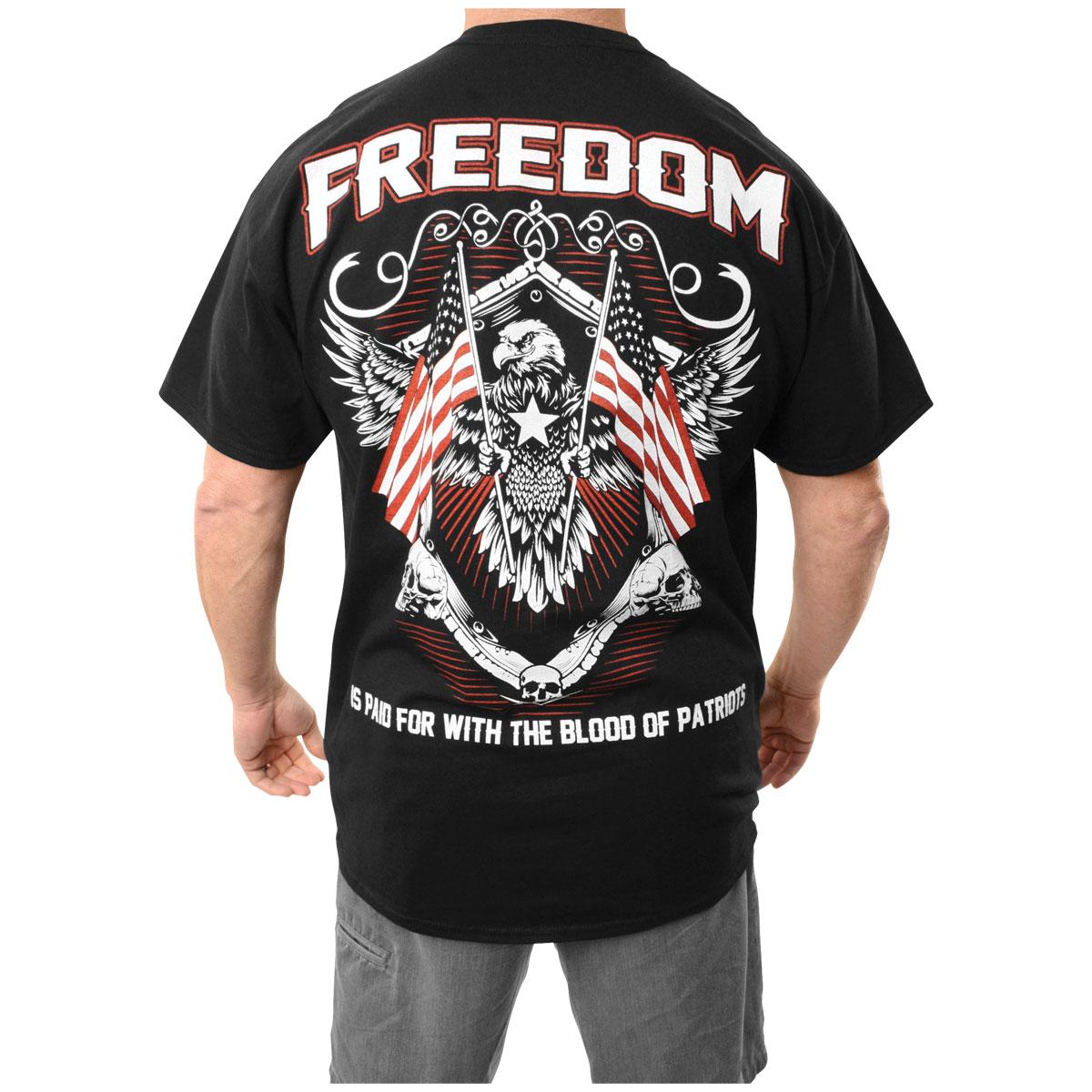 Outlaw Threadz Patriot Tee