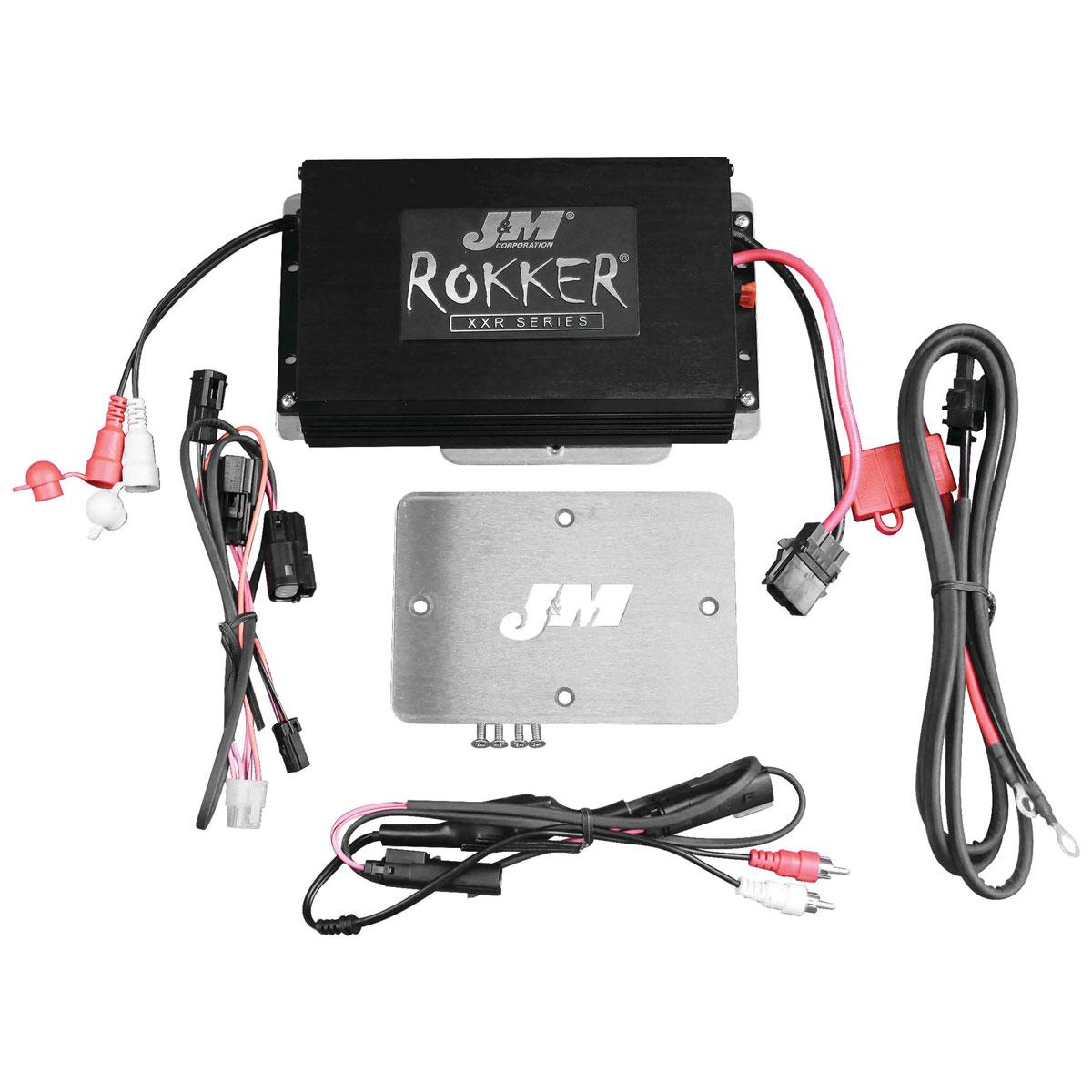 J&M Rokker XXR 350W Amplifier Kit