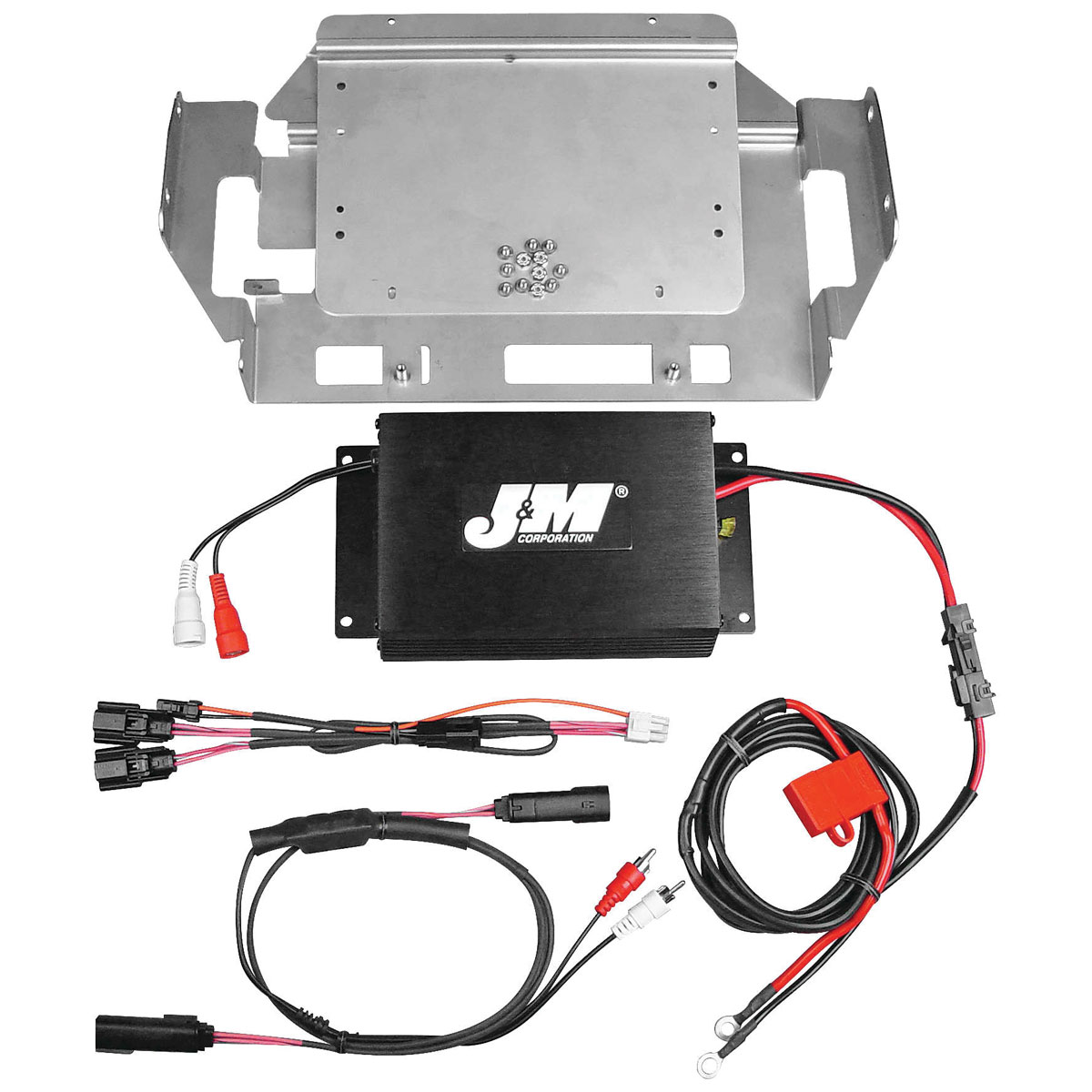 J&M Performance Series 200W Amplifier Kit - JMAA-2000HC14