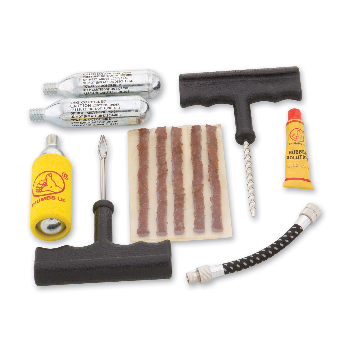 Tire Repair Kit >> J P Cycles Tubeless Tire Repair Kit Yp881