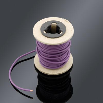 Novello Purple Custom Wiring