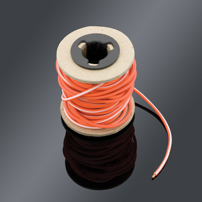 Novello 2-Color Orange/White Custom Wiring