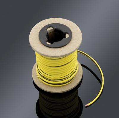 Novello 2-Color Yellow/Black Custom Wiring