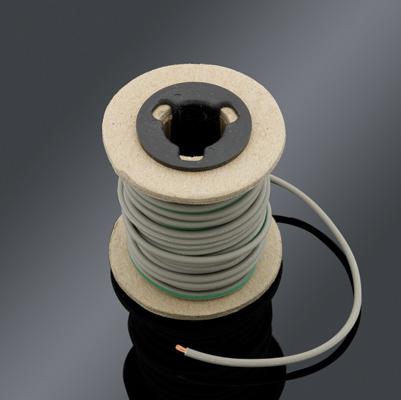 Novello 2-Color Gray/Green Custom Wiring