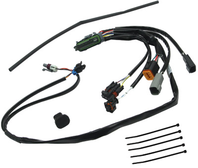 s s cycle wiring harness adapter